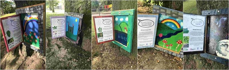 Employee news - Fairy-good adventure opens in Zetland Park