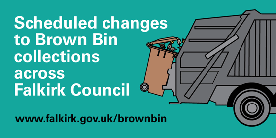 Changes to brown bin collections