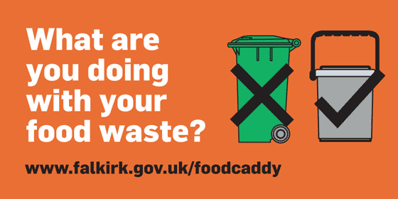What are you doing with your food waste?