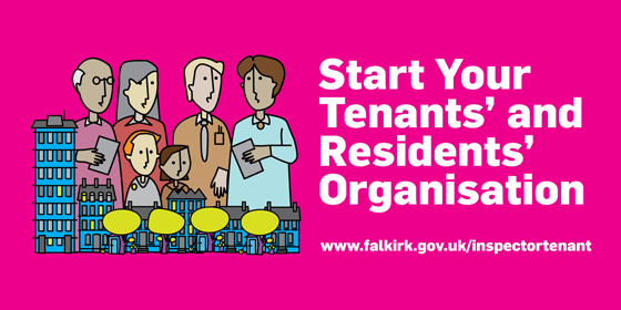 Register a Tenants & Residents Organisation