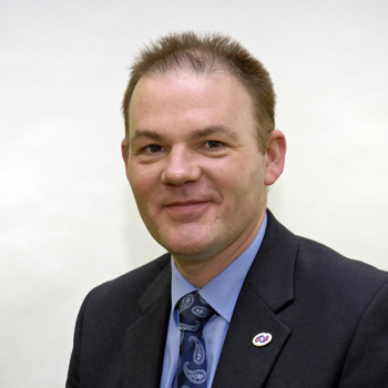 a photograph of Robert Naylor, Director of Children's Services