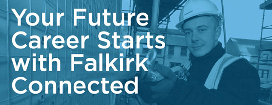 Your future career starts with Falkirk Connected