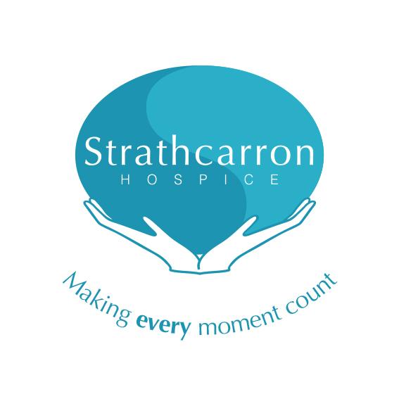 Strathcarron Hopsice logo