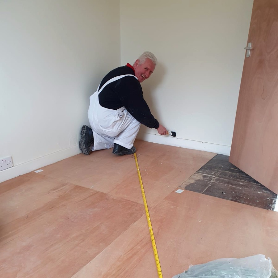BMD staff working in property
